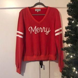 WILDFOX merry Sweater